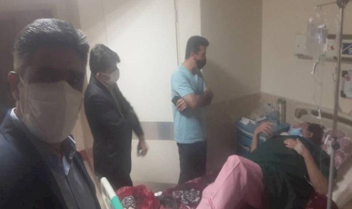 توریست ایتالیایی در بیمارستان فجر ماکو بستری شد
