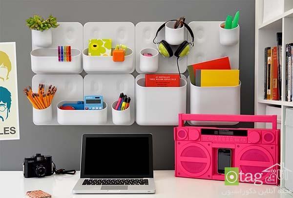 مدل های ست رومیزی لوازم التحریر مناسب اتاق مطالعه و میز کار