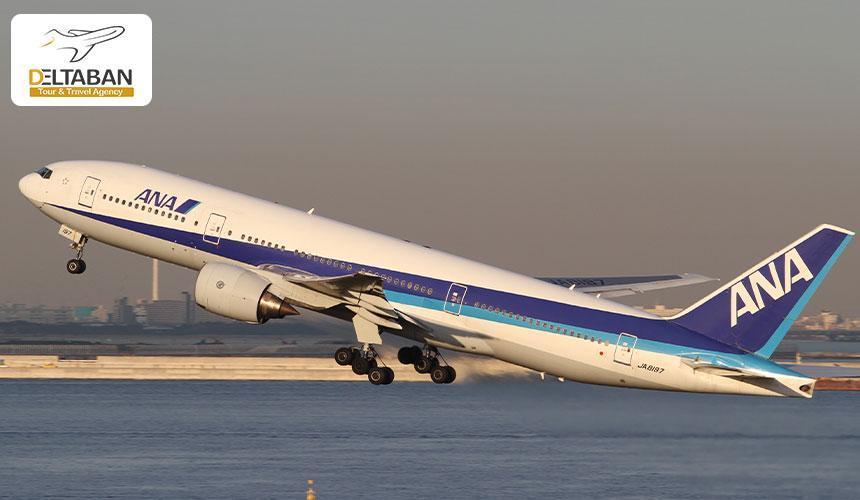 زیان 5 میلیارد دلاری شرکت هواپیمایی آنا ژاپن از کرونا