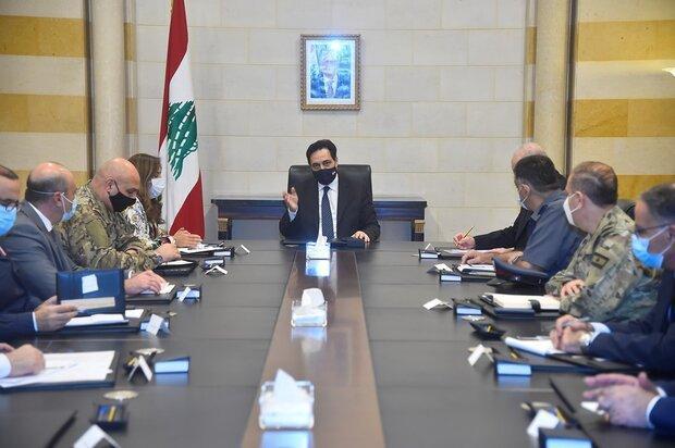 نشست امنیتی مهم دولت لبنان درباره کرونا
