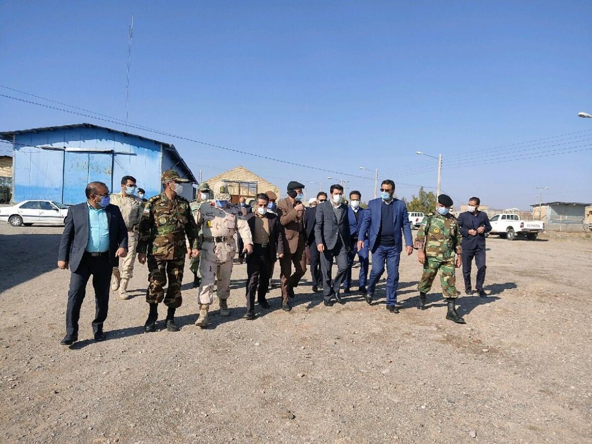 خبرنگاران تاکید استاندار خراسان جنوبی بر توسعه مبادلات تجاری با افغانستان