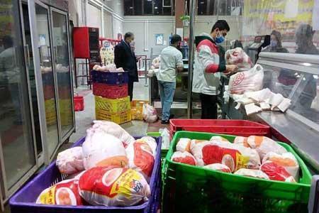 قیمت گوشت، مرغ، میوه وتره بار در میادین چند؟