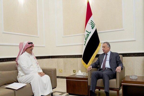 رایزنی نخست وزیر عراق با سفیر سعودی در بغداد