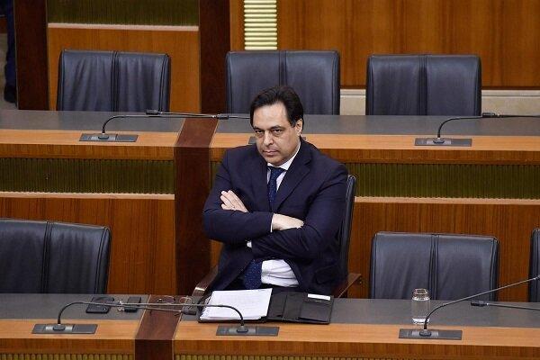 اتهام به نخست وزیر دولت پیشبرد امور لبنان در رابطه باانفجار بیروت