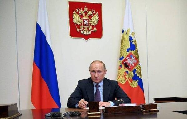 پوتین: تغییر رهبری آمریکا شرایط را برای روسیه دشوارتر نمی کند