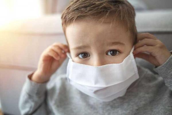کرونا در بچه ها شبیه سرماخوردگی است