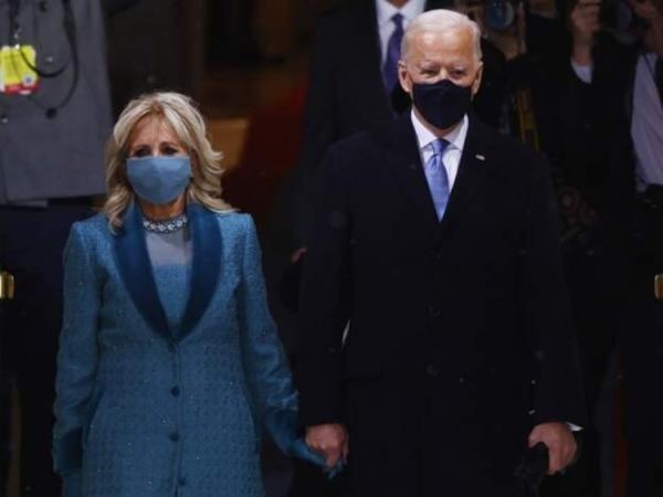 جو بایدن به عنوان چهل و ششمین رییس جمهوری آمریکا سوگند خورد