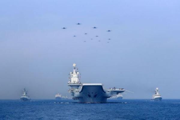 بلینکن بر تقابل واشنگتن- پکن در دریای چین جنوبی مُهر تأیید زد