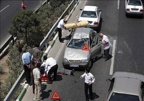یک سوم از تصادفات رانندگی کشور ساختگی هستند