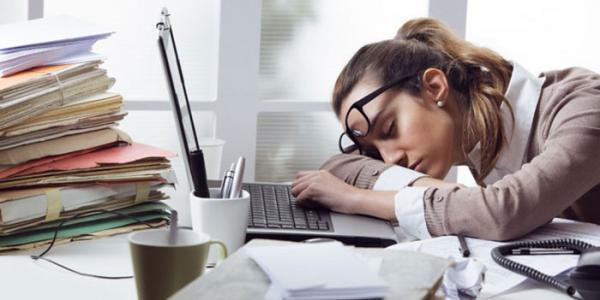 علت و درمان خستگی و کسالت مداوم