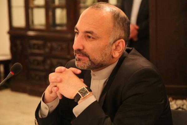 قدردانی وزیر خارجه افغانستان از ایران برای یاری به مهار آتش سوزی اسلام قلعه
