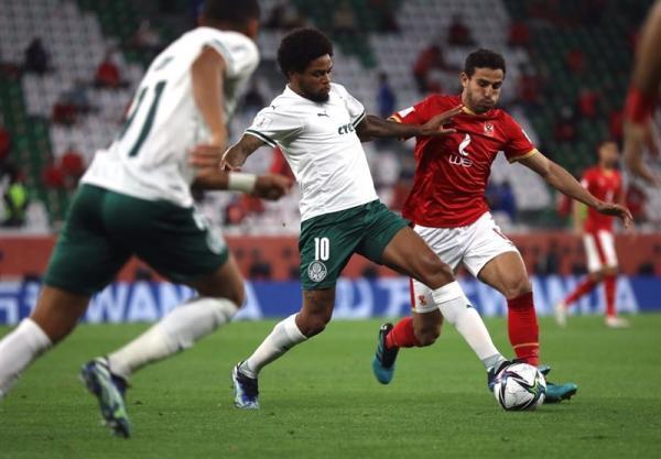 جام جهانی باشگاه ها، الاهلی مصر سوم شد