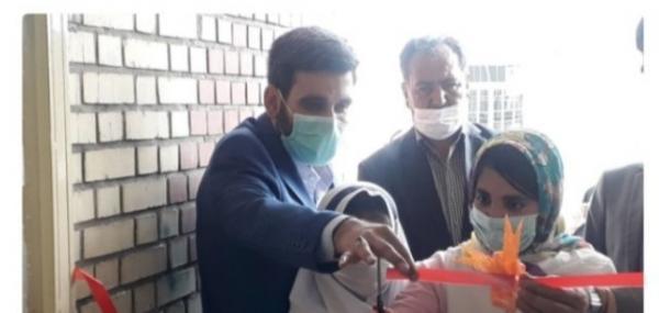 خشت گذاری مدرسه روستای طرحان و افتتاح مدرسه چم مهر پلدختر