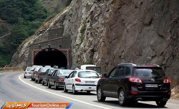 جاده ها در روزهای پایانی تعطیلات به هیچ وجه یک طرفه نمی گردد