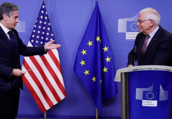 اتحادیه اروپا و آمریکا سیاست خود درباره روسیه را هماهنگ می نمایند