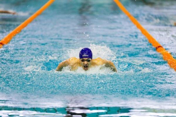 شناگر ایران رکورد ملی 200 متر پروانه را شکست