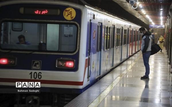 آخرین ایستگاه خط 3 مترو در آستانه بهره برداری