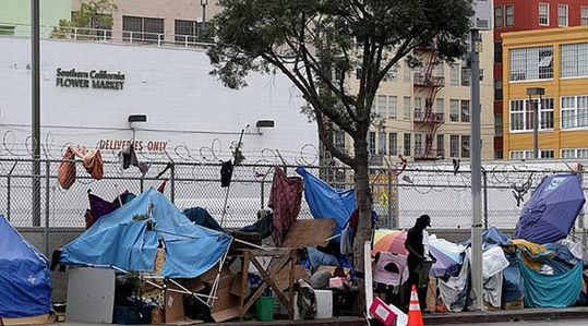 دستور تخلیه اطراف محل برگزاری مراسم اسکار به بی خانمان های لس آنجلس