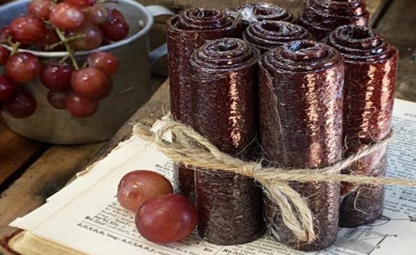 طرز تهیه لواشک انگور؛ آسان و خوشمزه