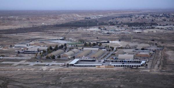 تدابیر شدید امنیتی آمریکا در پایگاه عین الأسد