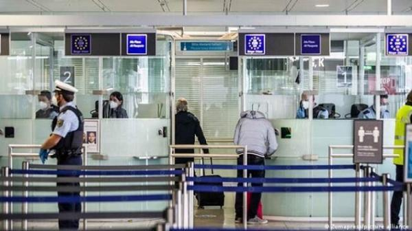 مسافرت از روسیه و پرتقال به آلمان محدود شد