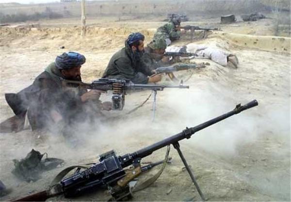 تشدید حملات طالبان و ادامه سقوط بعضی شهرستان ها در افغانستان