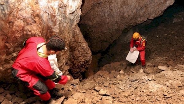 طرح پاک سازی غار رودافشان انجام شد