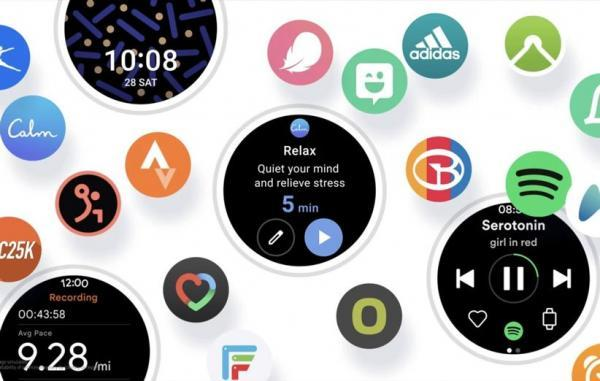 سامسونگ One UI Watch را معرفی کرد؛ پوسته ای بر پایه Wear OS 3.0