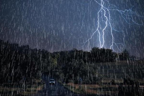 هواشناسی ایران 1400، 04، 6، پیش بینی باران و رعدوبرق در 7 استان