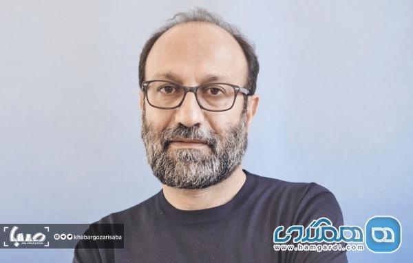 اصغر فرهادی: خودم مخاطب خیالی آثارم هستم