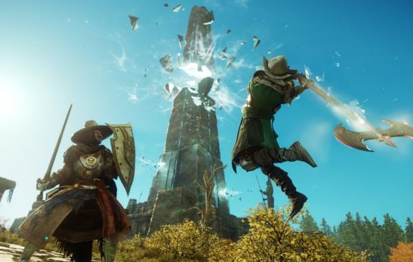 بازی New World اولین موفقیت آمازون در صنعت بازی را رقم زد